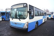 Hyundai Aero City 540 2010 синий-белый